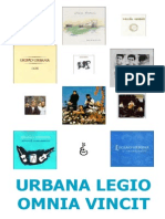 Legião Urbana - letras