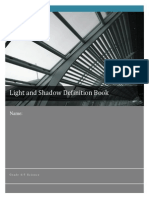 light and shadow unit