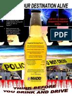 Beer Bottle Poster
