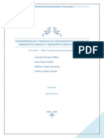 Informe nº6 Mant. Industrial
