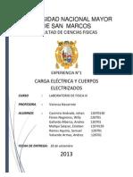 Laboratorio de Cargas Electricas y Cuerpos Electrizados3