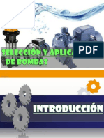 Presentacion de Bombas