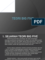 Ppt Teori Big Five