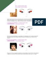 Maquillaje Profesional de Ojos