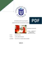 Universidad Privada Telesup_recursos Humanos