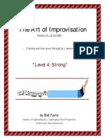 Bob Taylor - The Art of Improvisation