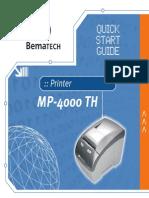 Manual Mp 4000