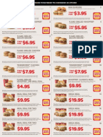 Hungry Jacks Vouchers