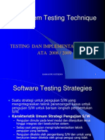 Software Testing Technique.ppt