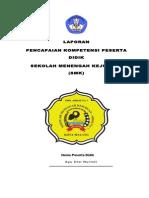 Laporan Capaian Kompetensi Lengkap Kls x Tkj Sem 1 & 2 Tp 2013-2014