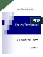 1 SESION 01 - PLANEAMIENTO FINANCIERO