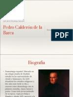 Calderon Del a Barca