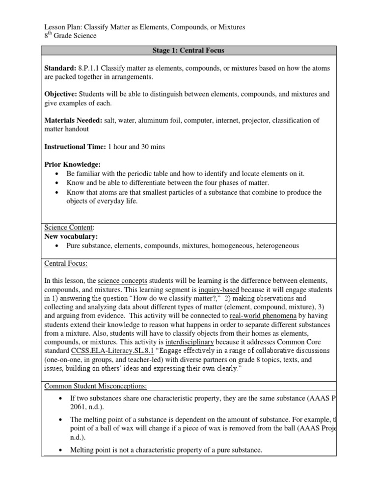 Worksheet element compound mixture worksheet grass fedjp worksheet elements compounds mixtures worksheet youtube worksheet urtaz Image collections