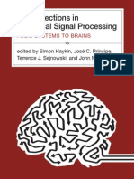 Haykin S. (Ed), Sejnowski T. J. (Ed), McWhirter J. (Ed) - New Directions in Statistical Signal Processing. From Systems to Brains(2006)(544)