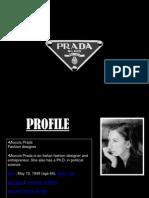 Prada International Brand