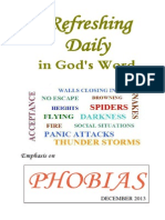 Emphasis on Phobias