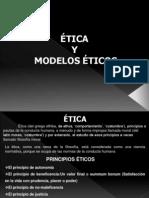 Etica y Modelos Eticos