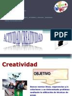 Xxxxxxxxx Creatividad