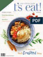 Vol-52 let's eat! Magazine