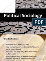 Political Sociology (ppt)