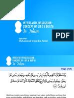 Interfaith 2013 Islam
