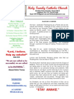 hfc december 1 2013 bulletin