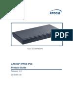 Atcom Ip08 User Manual v1.0 En