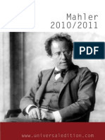 Mahler Catalogue