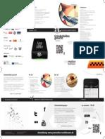 Infoflyer Promotion 2012