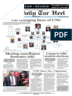 The Daily Tar Heel for December 4, 2013