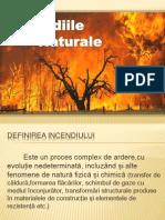 Incendiile naturale