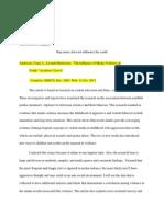 Annotated Bibliography Microsoft