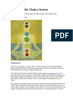 Asanas for the Chakra System