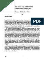 Historia Prensa Gdl