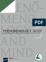 Phenomenology Mind 5