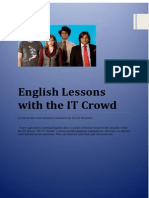 110126376 English Lessons With the IT Crowd