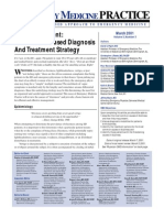 The Dizzy Patient an Evidence Based Diagnosis and Treatment Strategy