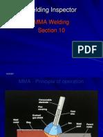 10 MMA Welding