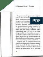 02 Sigmund Freud y Derrida