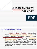 Hukum Induksi Faraday1