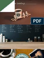 Starbucks - Strategic Management