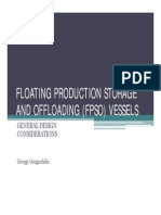 An Introduction to Floating Production Storage and Offloading (FPSO) Vessels
