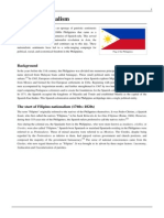Filipino Nationalism