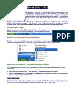 Noções de Planilha Excel - 49pg