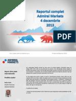 Forex-Raportul Complet Admiral Markets 4 Dec 2013
