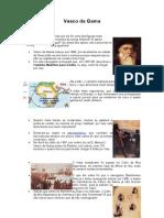 Vasco Da Gama, Fragata D. FernandoII, Descoberta Do Brasil