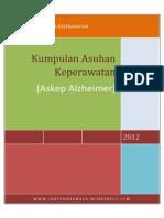 Askep Alzheimer