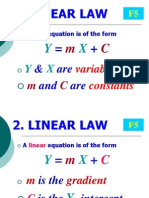 F5_2 Linear Law