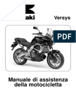 Manuale Officina Versys