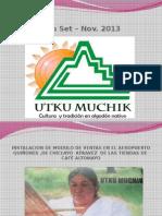 Utku Muchic Set a Nov. 2013